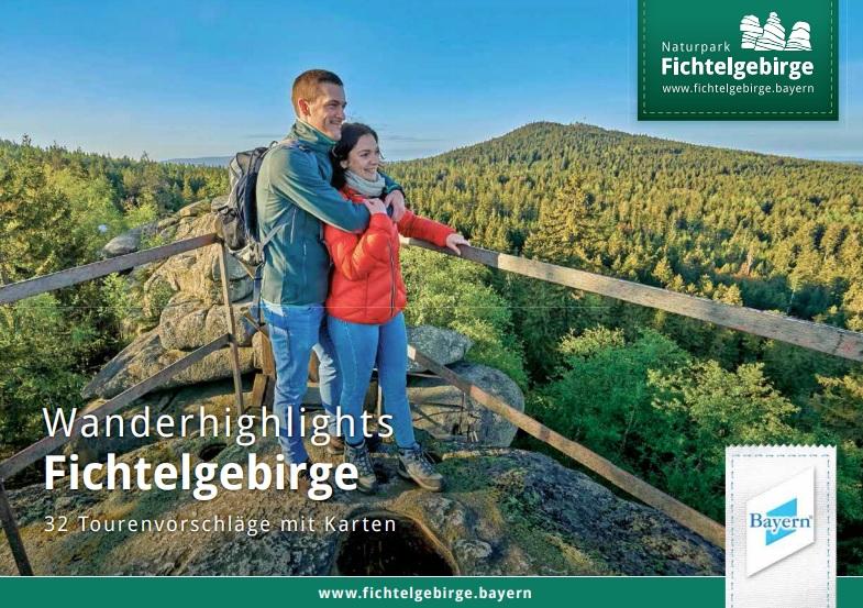 Wanderhighlights Fichtelgebirge 2021