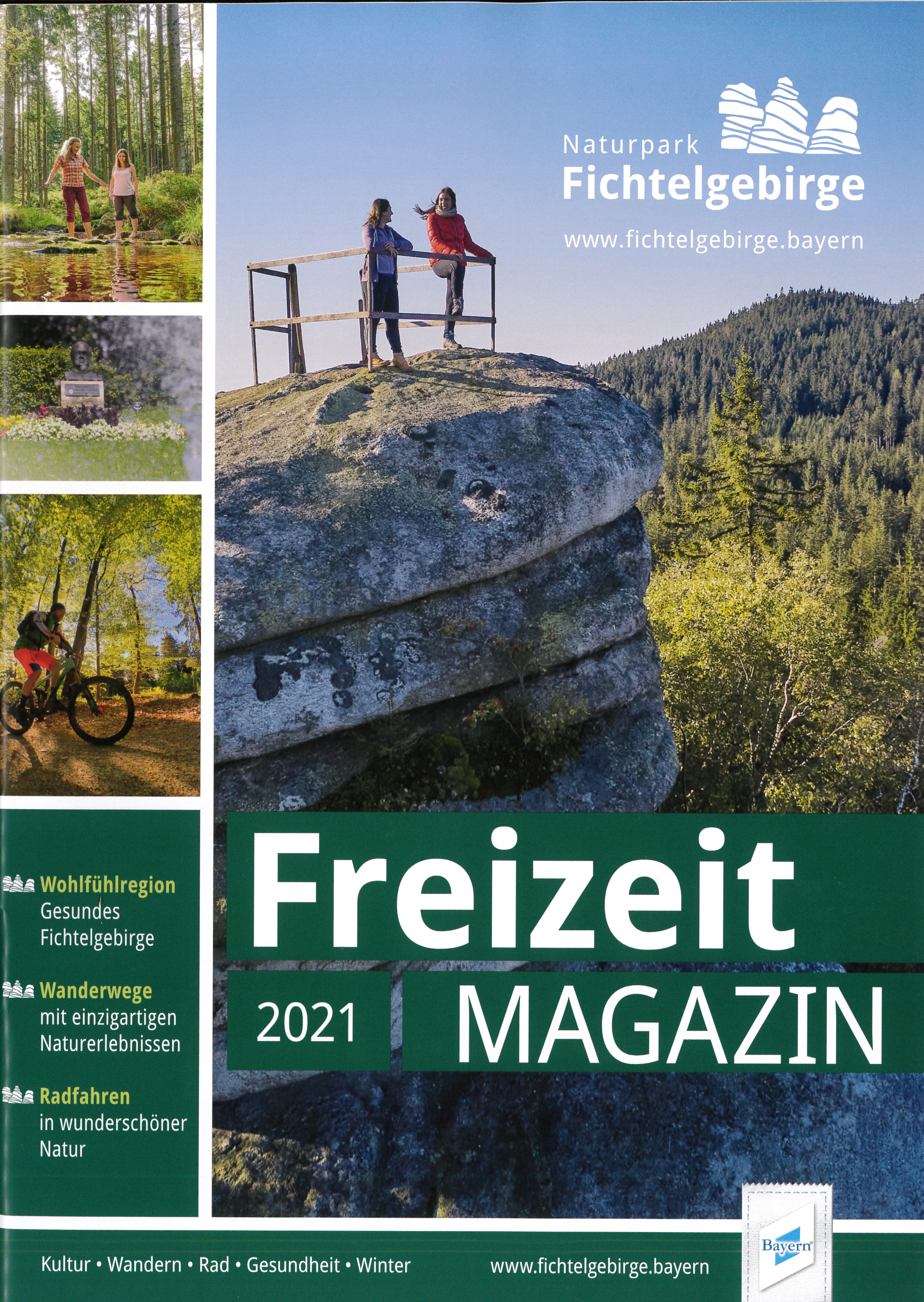 Freizeitmagazin 2021